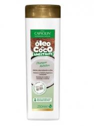 Capicilin Shampoo Óleo De Coco Umectante 250ml