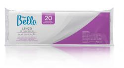 Depil Bella lenço para depilação 20 unidades