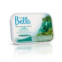 Depil Bella cera quente em barra algas 250g