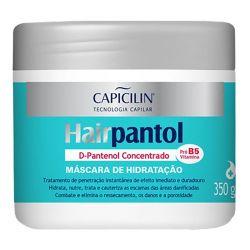 Capicilin mascara de hidratação hair pantol 350g