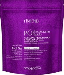 Amend pó descoloranate rápido com colágeno hidrolisado e proteína da seda - 300g