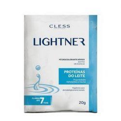 Cless Lightner pó descolorante proteínas do leite    - 20g