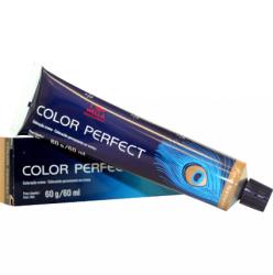 Wella tintura color perfect louro médio acinzentado - 7/1