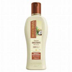 Bio extratus shampoo umectante de óleo de coco  - 250ml