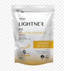 Cless Lightner pó descolorante gérmen de trigo   - 300g