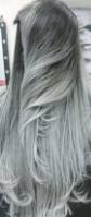 Magic Color Gloss Matizador 3D Blond Black - Efeito Grafite - 500ml