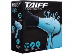 Taiff secador de cabelo style 2000w - Azul