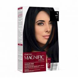 Amend tintura em creme magnific - 1.0 preto