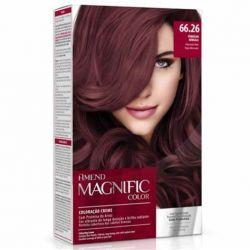 Amend tintura em creme magnific - 66.26 vermelho marsala