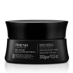 Amend mascara black illuminated - 300g