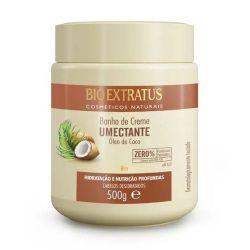 Bio Extratus mascara umectante de coco - 500g